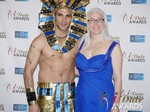 Mary Haskett of beehiveID  at the January 15, 2014 Internet Dating Industry Awards Ceremony in Las Vegas