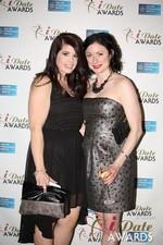 Friends Meet  at the 2014 Las Vegas iDate Awards