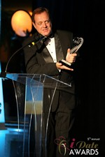 Zoosk.com (Winner of Best Marketing Campaign) at the 2014 iDateAwards Ceremony in Las Vegas