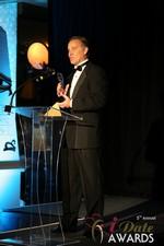 Ken Agee of AForiegnAffair.com (Winner of Best Affiliate Program) in Las Vegas at the January 15, 2014 Internet Dating Industry Awards