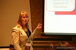 Andrea Miller - Founder of Yourtango at the 2014 Internet Dating Super Conference in Las Vegas