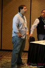 Carlos Magalhaes - CEO of Mentis Dating at the 2014 Las Vegas Digital Dating Conference and Internet Dating Industry Event
