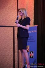 Dr. Wendy Walsh - Reporter @ CNN at the 37th International Dating Industry Convention