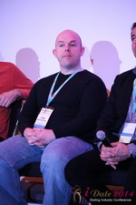 Jason Lee - CEO of DatingWebsiteReview.net at iDate Expo 2014 Las Vegas