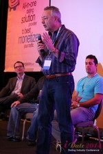Jeff Reichard - CEO of Aclispa at the 37th International Dating Industry Convention