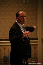 Marc Lesnick - iDate Confernece Organizer at the January 14-16, 2014 Las Vegas Online Dating Industry Super Conference