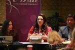 Marian Avgitidis - Matchmaker & Dating Coach Panel at iDate2014 Las Vegas