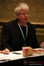 Dr. David Buss at the January 14-16, 2014 Las Vegas Online Dating Industry Super Conference