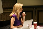 CNN's Dr. Wendy Walsh - Matchmaking Debate Moderator at the 2014 Internet Dating Super Conference in Las Vegas