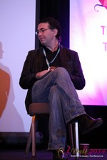 Michael McQuown - CEO of ThunderRoad and Dating Algorithm Expert at the January 14-16, 2014 Internet Dating Super Conference in Las Vegas