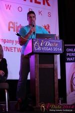 Nick Bicanic - Co-Founder @ IDCA at Las Vegas iDate2014