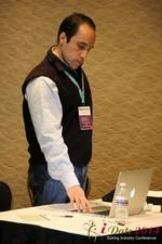 Oscar Estupian - Vice President @ Mentis Dating at Las Vegas iDate2014