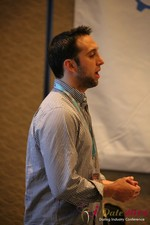 Scott Valdez - CEO Virtual Dating Assistants at the January 14-16, 2014 Internet Dating Super Conference in Las Vegas