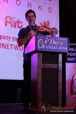 Tai Lopez - CEO at Model Promoter at the January 14-16, 2014 Internet Dating Super Conference in Las Vegas