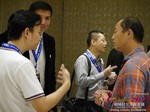Business Networking  among C-Level Dating Industry Executives at the 2015 China Asia and China Mobile and Internet Dating Expo and Convention