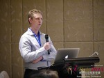 Daniel Haigh - COO of Oasis at the 41st International Asia and China iDate Mobile Dating Business Executive Convention and Trade Show