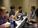 Speed Networking at the May 28-29, 2015 China Asia and China Online and Mobile Dating Industry Conference