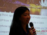 Violet Lim - CEO of Lunch Actually at the May 28-29, 2015 China Asia and China Online and Mobile Dating Industry Conference