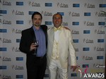 Arthur Malov and Marc Lesnick at the 2015 Internet Dating Industry Awards Ceremony in Las Vegas