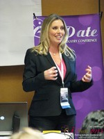 Author Laurel House - Speaking on Womens Empowerment and Online Dating at the January 20-22, 2015 Las Vegas Internet Dating Super Conference