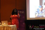 Charreah Jackson from Essence Magazine - Viral Marketing for Matchmakers and Date Coaching at iDate2015 Las Vegas