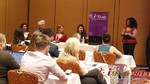 Dating Events Panel for Matchmakers and Dating Coaches - Deanna Lorraine, Mark Owen, Kimberly Seltzer, Tracy Lee and Damona Hoffman at the January 20-22, 2015 Las Vegas Internet Dating Super Conference