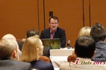 Mark Brooks - Publisher of Online Personals Watch at the 40th International Dating Industry Convention