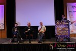 Dating Technology and Behavioral Trends Panel - Michael McQuown, Dr David Buss, Dan Winchester and Mark Brooks at the 2015 Las Vegas Digital Dating Conference and Internet Dating Industry Event
