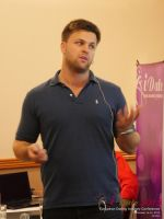 Ben Lambert CEO Clocked Io Speaking At CEO Therapy at the October 14-16, 2015 London European Union Online and Mobile Dating Industry Conference