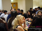 Lunch Among European And Global Dating Industry Executives   at the 2015 London European Union Mobile and Internet Dating Expo and Convention