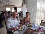Lunch Among Dating Agencies at the 45th Premium International Dating Business Conference in Limassol