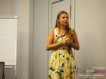 Svetlana Mukha - CEO of Diolli at the 2016 Limassol,Cyprus P.I.D. Summit and Convention
