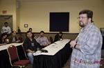 Ophir Laizerovich Presidente da Professionalmatch Palestrando sobre Estratégia de Propaganda no Facebok at the January 25-27, 2016 Internet Dating Super Conference in Miami