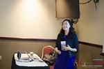 Violet Lim Fundadora da Lunch Atualmente Cobrindo os Mercados Dating Online de Singapura Malásia e Indonésia at the 2016 Internet Dating Super Conference in Miami