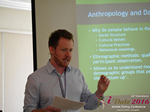 Anders Wallace (Anthropoligist)  at the 38th iDate Mobile Dating Negócio Trade Show