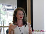 Melissa Mcdonald (Business Development at Yandex)  at the June 8-10, 2016 Los Angeles Online and Mobile Dating Negócio Conference
