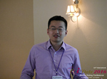 Shang Hsui Koo(CFO, Jiayuan)  at the June 8-10, 2016 Mobile Dating Negócio Conference in Los Angeles