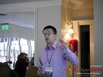 Shang Hsui Koo(CFO, Jiayuan)  at the June 8-10, 2016 Los Angeles Online and Mobile Dating Negócio Conference