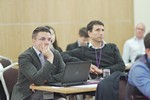 Audience at iDate London 2016 at the União Europeia iDate conference and expo for matchmakers and online dating professionals in 2016