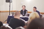Rob Segal, CEO of ruby (Ashley Madison), talking about Transforming Ashley Madison at iDate London 2016 at the União Europeia iDate conference and expo for matchmakers and online dating professionals in 2016