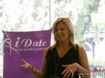 Katherine Knight - Director of Marketing at Zoosk at the 48th iDate Mobile Dating Negócio Trade Show