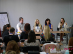 Final Panel at the 49th International Romance Business Conference in Misnk, Belarus
