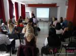 Julia Meszaros at the July 19-21, 2017 Misnk, Belarus Premium International Dating Industry Conference