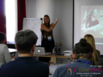 Svetlana Mukha at the 49th Dating Agency Industry Conference in Misnk, Belarus