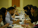 Speed Networking at the May 23-25, 2018 PID & Dating Agency Negócio Conference in